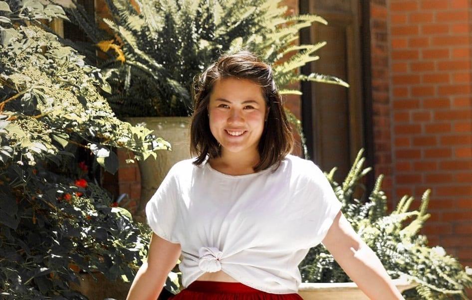 Cindy Chen Digital Excellence Scholarship Recipient 2021