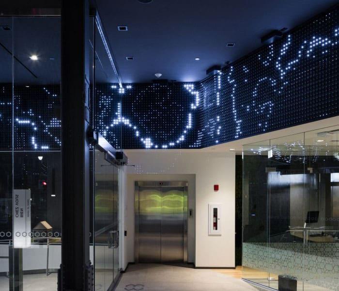 LED Signage Solutions - Desjardins
